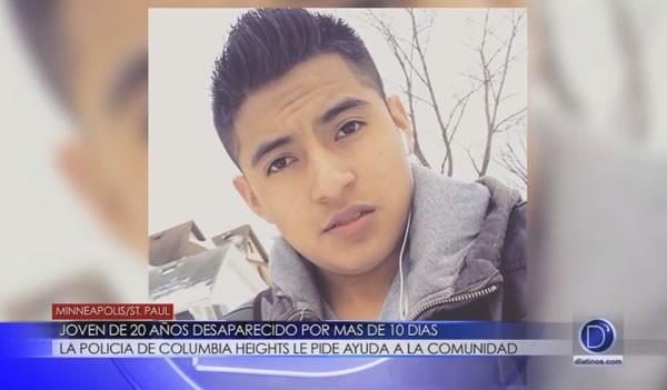 Policía de Columbia Heights pide ayuda para encontrar a un hombre