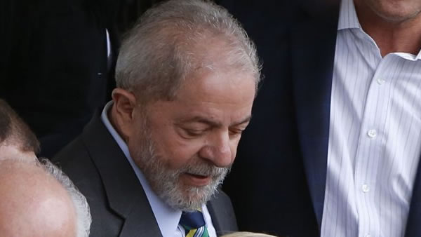 El papa recibe a Lula en el Vaticano