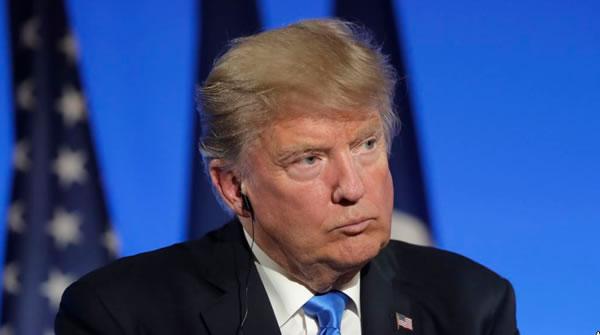 """Donald Trump dijo estar dispuesto a ser interrogado """"bajo juramento"""""""