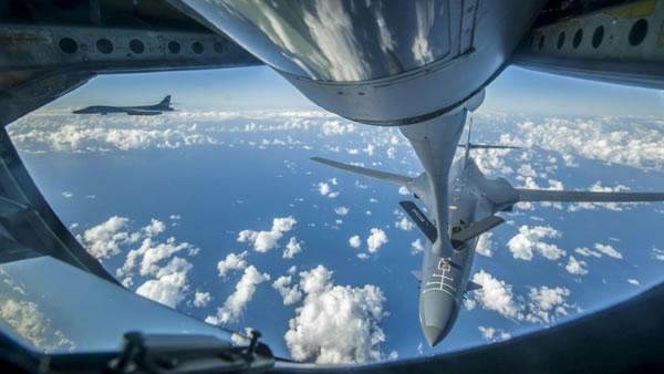 EEUU envía un mensaje de advertencia a Corea del Norte