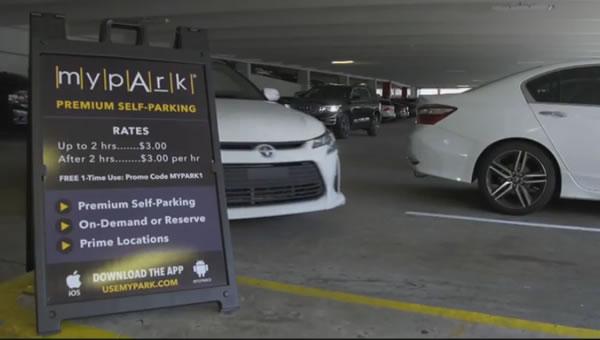 Mall of America se asocia con una aplicación de estacionamientos