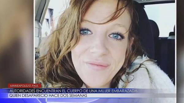 Autoridades encuentran el cuerpo de una mujer embarazada