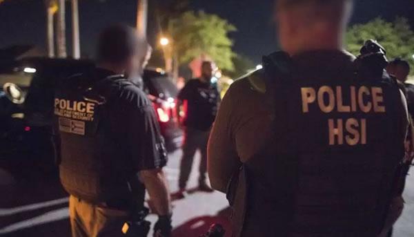 Mató y torturó en su país, hoy ICE celebra su histórica condena