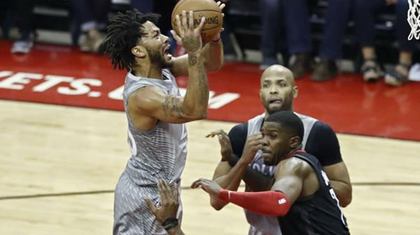 Derrick Rose se gana una segunda oportunidad en los Timberwolves