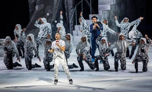 Cirque du Soleil enfrenta nuevos desafíos con espectáculo sobre el hielo