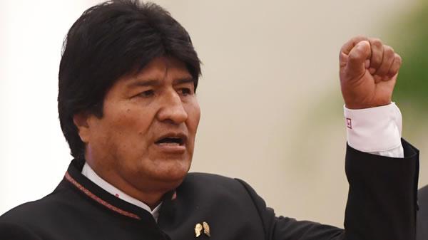 En Bolivia no habría segunda vuelta, según los datos oficiales