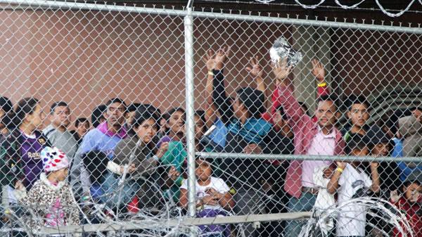 Patrulla fronteriza ordena liberación rápida de familias