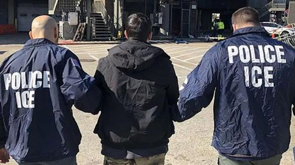 Los 5 lugares donde ICE arresta a más inmigrantes