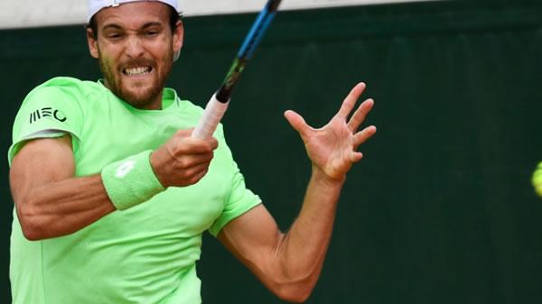 Pablo Carreño se pasea a la segunda ronda en Roland Garros