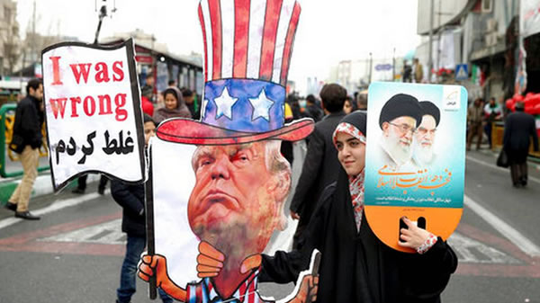 Sanciones de EEUU alejan a Irán del pacto nuclear
