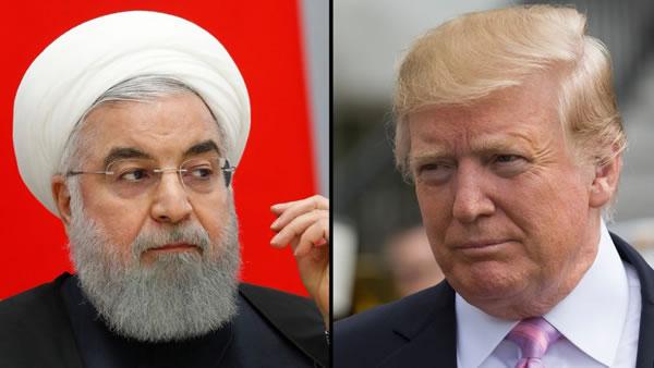 """Trump sobre Irán: """"Todos los lados, puntos de vista y políticas están cubiertos"""""""