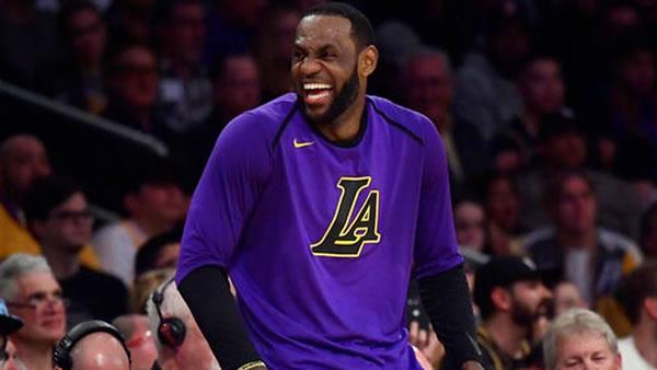LeBron James se ha convertido en una amenaza para toda la NBA