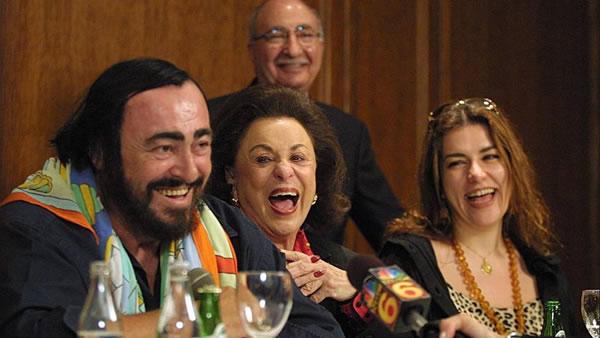 Recordando a Pavarotti, el genio de la música