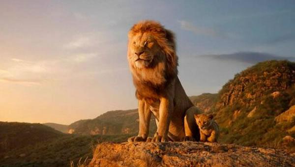 """""""The Lion King"""", el rey de la taquilla por segunda semana consecutiva"""