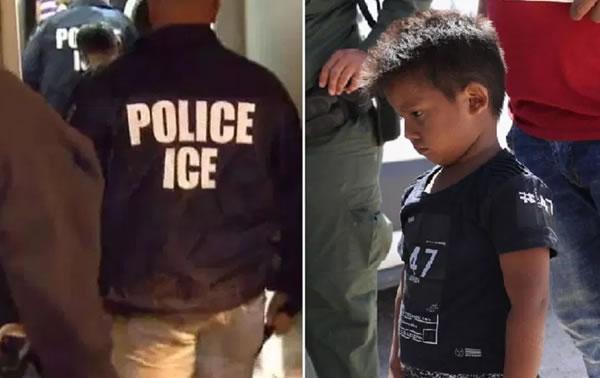 ICE obliga a más niños de hasta 3 años a enfrentar solos la corte migratoria