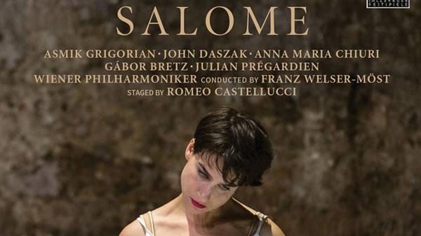 Salomé en Salzburgo, fin de la inocencia y de nuestro tiempo