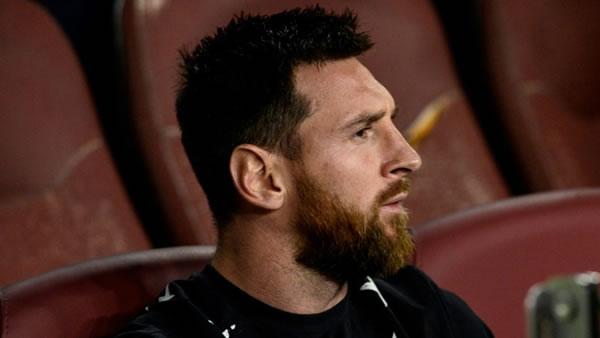 Messi vuelve a entrenar con el grupo a dos días de jugar contra el Borussia