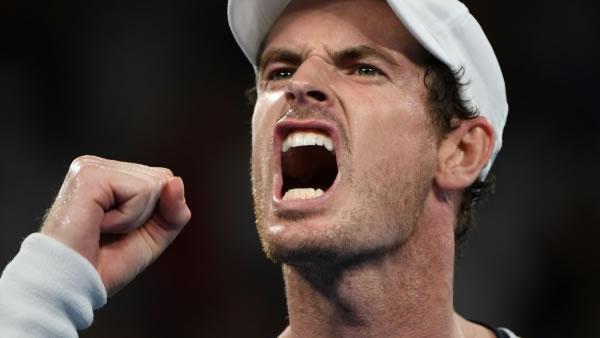 Andy Murray regresará a un Grand Slam en el Abierto de Australia