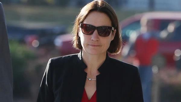 Fiona Hill, exasesora de la Casa Blanca, testifica sobre caso Ucrania