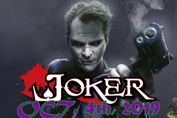 """""""Joker"""" no ahuyenta audiencias y registra récord en taquilla"""