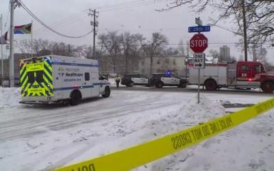 muerte de dos niños y dos adultos en Minneapolis