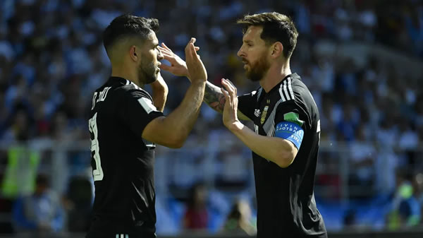 Messi pidió como refuerzo para el Barça a un compañero de la Selección de Argentina