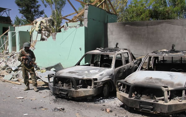 Pakistán: Talibán listo para reducir la violencia en Afganistán