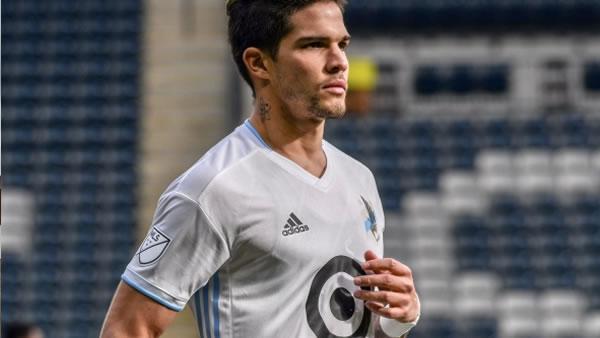 Luis Amarilla se estrena como goleador en Minnesota