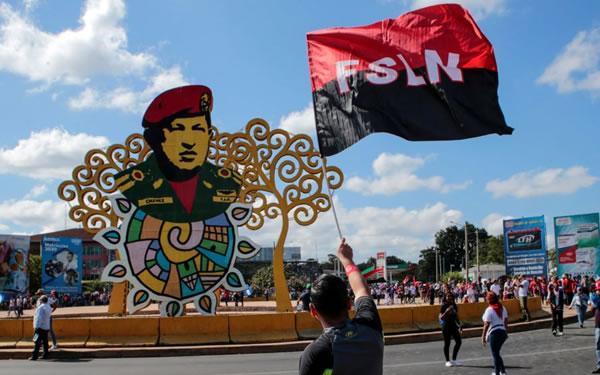 La UE podría sancionar a Nicaragua debido a la presión de EE.UU.