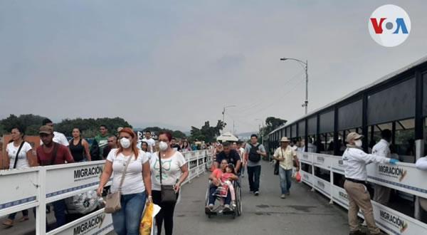 Colombia aplica nuevos controles preventivos en fronteras por COVID-19