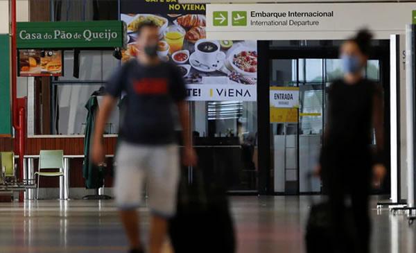 EE.UU. restringe ingreso de extranjeros procedentes de Brasil por avance de coronavirus
