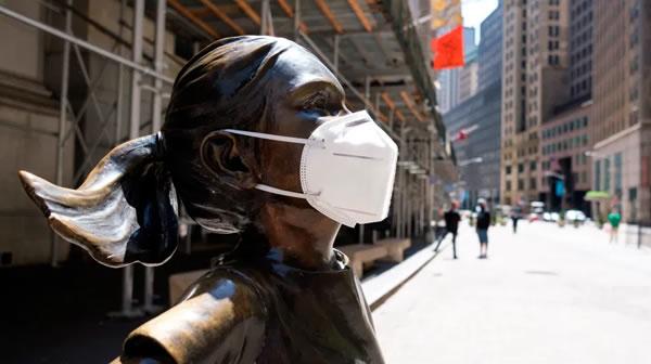 Demora en cerrar EEUU costó unas 36,000 muertes por coronavirus, según un estudio