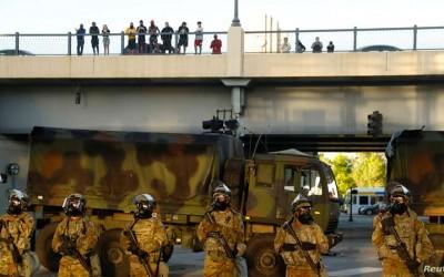 Guardia Nacional para frenar a los agitadores
