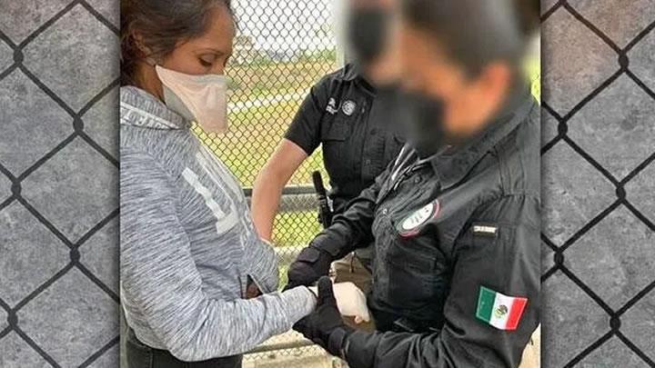 En México robó una bóveda de banco, pero en EEUU cayó por una falta menor