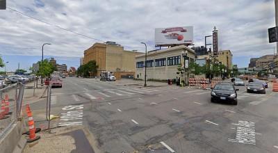 Trabajador de la construcción sufre accidente en Minneapolis