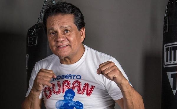 A sus 69 años, Roberto 'Manos de Piedra' Durán derrota al coronavirus y es dado de alta