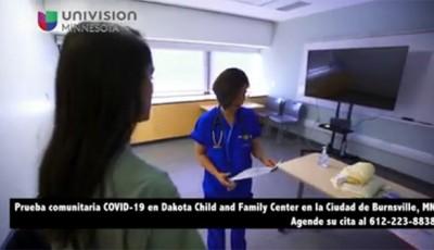 Prueba comunitaria COVID-19