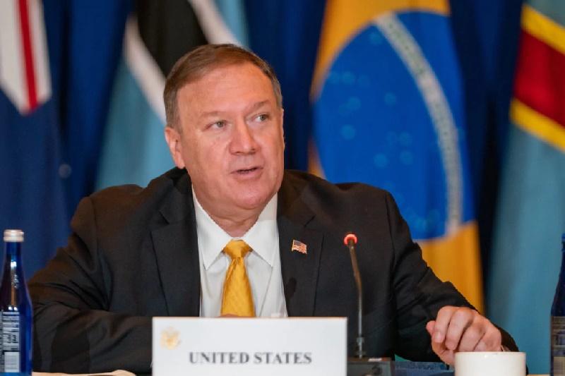 Pompeo elogia declaración internacional para gobierno de transición en Venezuela