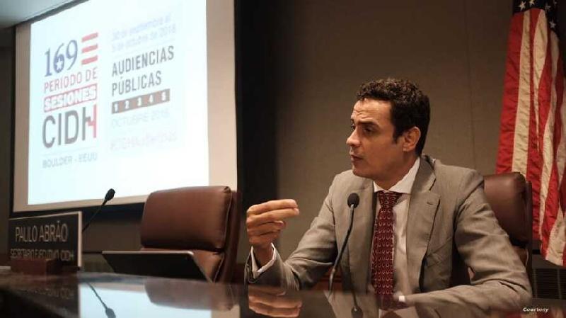 La CIDH buscará nuevo secretario ejecutivo, ante impasse con Almagro