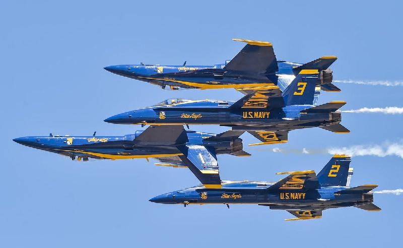 Cierran por amenaza de bomba base aérea naval en Pensacola