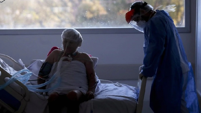 Argentina es el quinto país con más casos de COVID-19