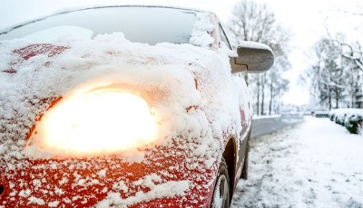 tormenta de nieve en Minnesota