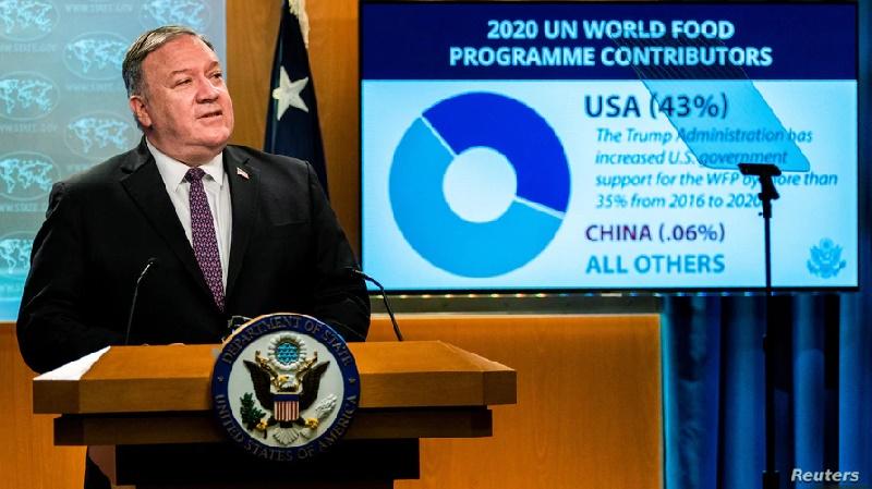 Pompeo promete enfrentar a Cuba, Venezuela y Nicaragua en la OEA