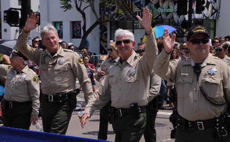 Más de 200 inmigrantes deportados con la colaboración del sheriff de San Diego