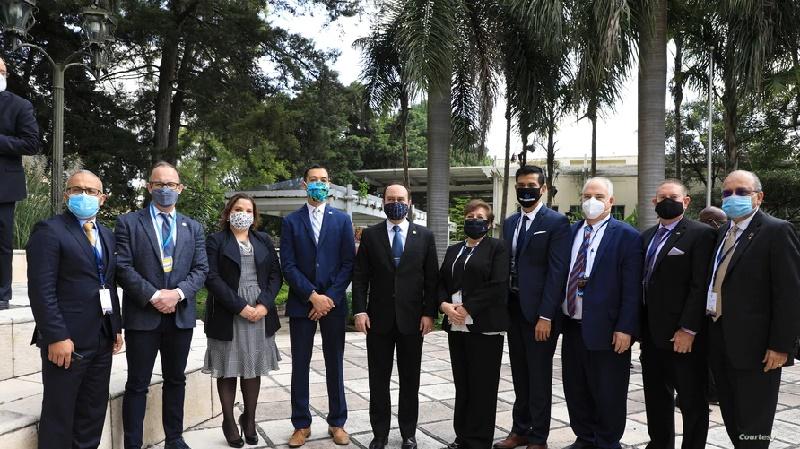 Empresarios estadounidenses con la mirada en Guatemala