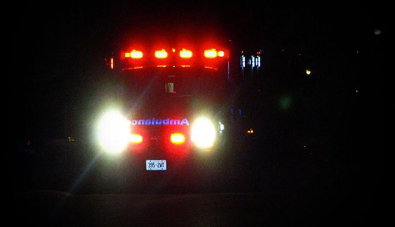 accidente en el condado de Stearns