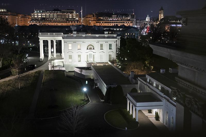 Fiscal en juicio político: Trump vio el ataque al Capitolio por la televisión