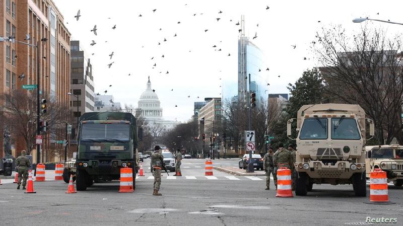 Capitales de EE.UU. en alerta por protestas armadas a favor de Trump