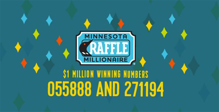 Minnesota Millionaire Raffle