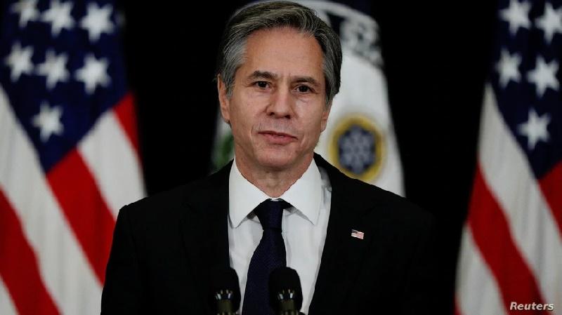 """Con visitas virtuales a México y Canadá, Secretario de Estado de EE.UU. inicia primer """"viaje"""" oficial"""